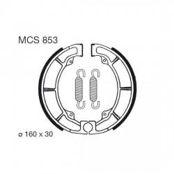 Rear brake pads TRW / Lucas Kawasaki EL 252  2001 -