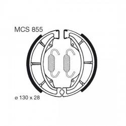 Rear brake pads TRW / Lucas Suzuki TS 185  1973 -