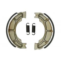 Rear brake pads TRW / Lucas Derbi  100 Atlantis 2T 2000 - 2001
