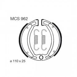 Rear brake pads TRW / Lucas TGB  125 309, 409 RS 2000 -