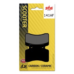 Front brake pads SBS Gareli  50 Xo 2012 směs HF