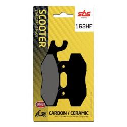 Front brake pads SBS TGB  50 203 2005 - 2008 směs HF