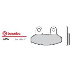 Front brake pads Brembo Laverda 150 PHOENIX 2001 -  type OEM