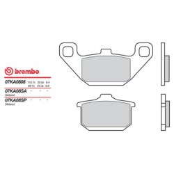 Front brake pads Brembo Hyosung 300 GA 1998 -  type SA