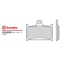 Front brake pads Brembo Suzuki 900 RF RR 1994 - 1996 type SA