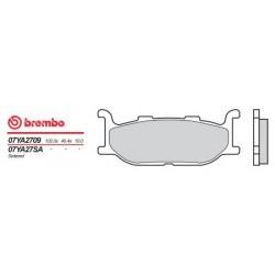 Front brake pads Brembo Yamaha 1600 WILD STAR 1999 -  type SA