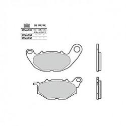 Front brake pads Brembo Yamaha 321 MT 03 2016 -  type SC