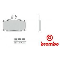 Front brake pads Brembo Husqvarna 85 TC 2014 -  type SX