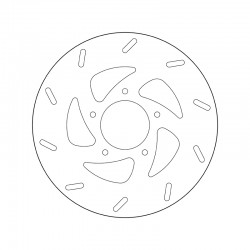 Front brake disc Brembo BETA 125 EIKON 2000 -