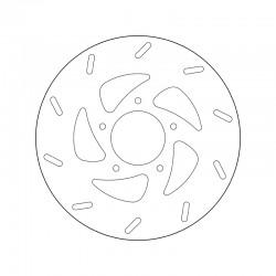 Front brake disc Brembo GILERA 200 HERCULES 2002 -