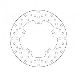 """Front brake disc Brembo PIAGGIO 180 SUPER HEXAGON GTX 12"""" 2001 - 2003"""