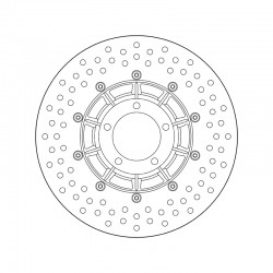 Front brake disc Brembo BMW 1000 R 100 1976 - 1980