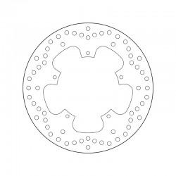 Front brake disc Brembo PIAGGIO 300 CARNABY CRUISER 2009 - 2012