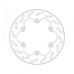 Front brake disc Brembo DAELIM 125 VL DAYSTAR CLASSIC 2000 - 2003
