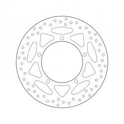 Front brake disc Brembo KAWASAKI 300 NINJA ABS 2013 -