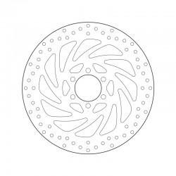 Front brake disc Brembo HUSQVARNA 401 VITPILEN 2018 -
