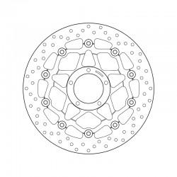 Front brake disc Brembo DUCATI 821 HYPERMOTARD 2013 -