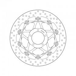 Front brake disc Brembo DUCATI 899 PANIGALE 2014 -