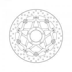 Front brake disc Brembo DUCATI 848 STREETFIGHTER S 2012 -