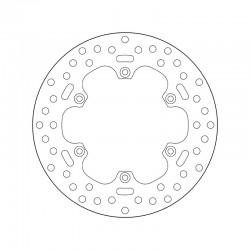 Rear brake disc Brembo GAS GAS 300 EC RACING 2012 -