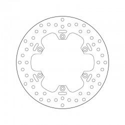 Rear brake disc Brembo MZ 1000 1000 S 2001 -