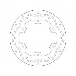Rear brake disc Brembo TM 125 GS 1990 - 1992