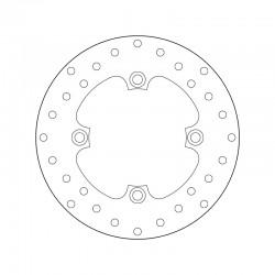 Rear brake disc Brembo MALAGUTI 125 CENTRO IE 2008 -