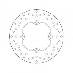 Rear brake disc Brembo BUELL 1200 X1 1998 - 2002